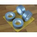Duct tape A kwaliteit 4 rol duck grijs