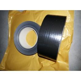 Duct tape A kwaliteit 24 rol duck zwart