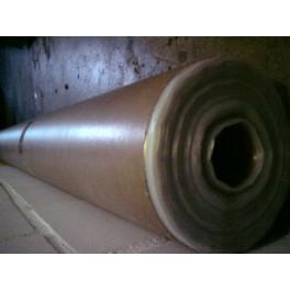 Stucloper 1,25 meter breed dubbelzijdige Pe folie