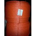 Oranje Touw 20 mm en 20 meter
