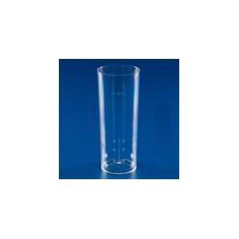plastic glazen longdrink