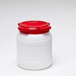 20 liter vat Curtec wit rood