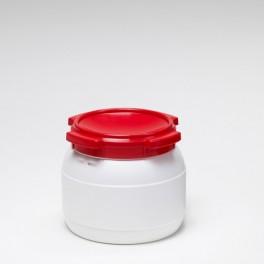 15 liter vat Curtec wit rood