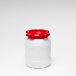 10 liter vat Curtec wit rood