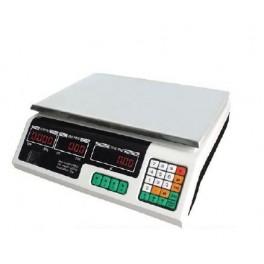 Digitale weegschaal 1gr - 15 kilo