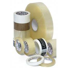 PP Acryl Top tape 35my / 32 gr 36 rol